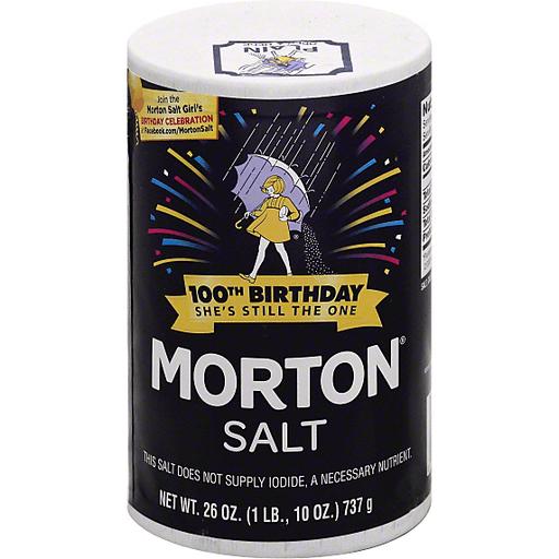 MORTON SALT 26.OZ