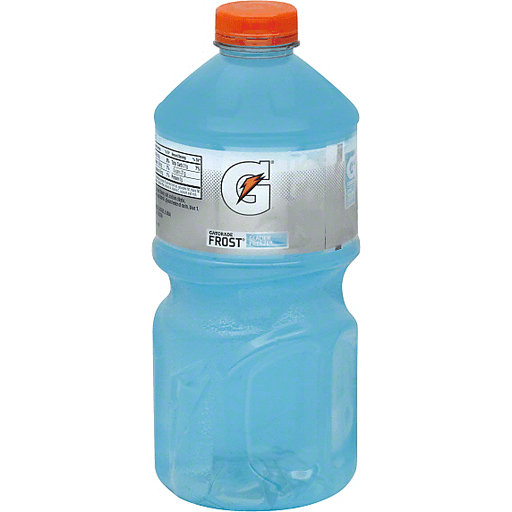 GATORADE G THIRST QUENCHER FROST GLACIER FREEZE 64.OZ