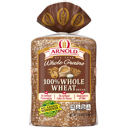 AR WHOLE WHEAT BREAD