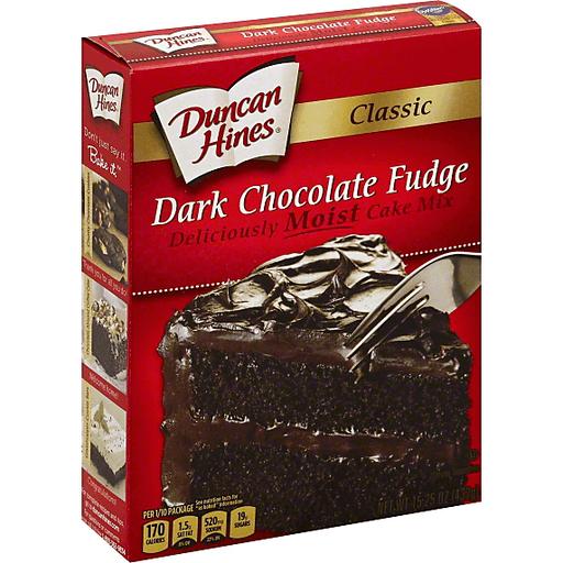 DUNCA CAKE MX DK CHC FDG