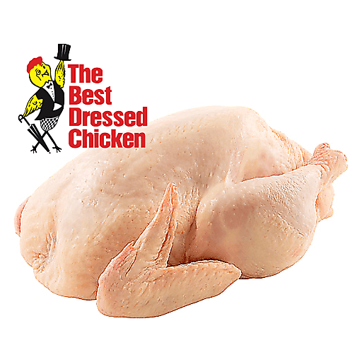 BEST DRESSED WHOLE CHICKEN |AVERAGE 4LBS